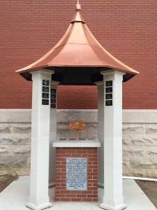 Cornerstone Monument